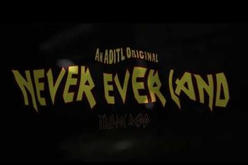"Trippie Redd ""Never Ever Land"" Video"