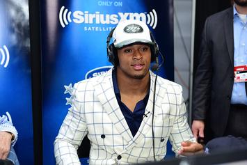"Jets' Jamal Adams Says Football Field Is ""Perfect Place To Die"""