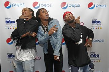 """Migos' """"Get Right Witcha"""" Is Certified Gold"""