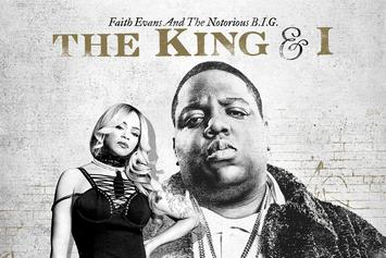 "Faith Evans Feat. The Notorious B.I.G., Jadakiss ""NYC"" Video"