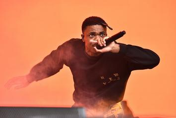 """Vince Staples And Juicy J Perform """"Big Fish"""" On Jimmy Kimmel"""