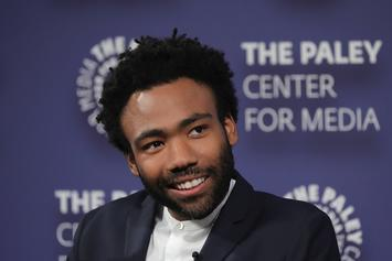 Donald Glover Says He's Been Working On New Music