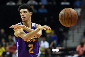 Lonzo Ball's Big Baller Brand Sneakers Won't Be Featured In NBA 2K18