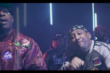 "Uncle Murda & Maino ""Gang Gang Gang"" Video"