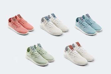 """Pharrell x Adidas """"Icons Pack"""" Release Today At Select Retailers"""