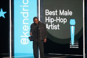 Kendrick Lamar To Perform At VMA's