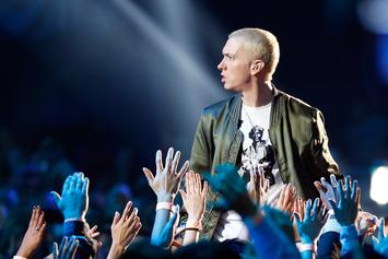 """Eminem Teases Something Coming To """"The Shady Shop"""""""