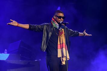 Usher Reportedly Won't Settle STD Lawsuits