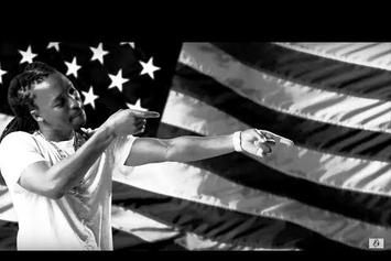 "Lupe Fiasco ""Made In The USA"" Video"