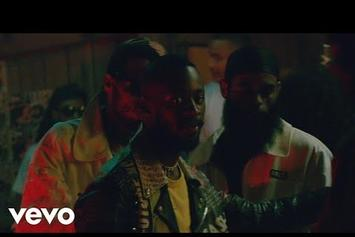"GoldLink Feat. Jazmine Sullivan, Kaytranada ""Meditation"" Video"