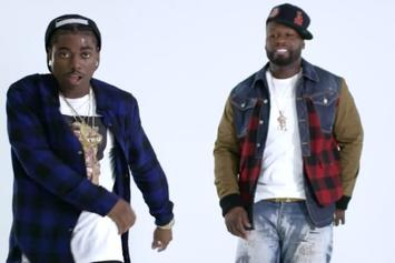 "Fresh Feat. 50 Cent, 2 Chainz ""Petty"" Video"