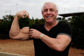Ric Flair Posts First Message Since Being Hospitalized