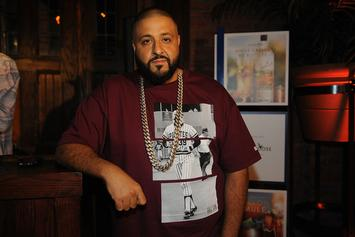 DJ Khaled Dominates Spotify's Most Streamed Summer Tracks