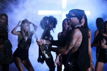 "Tyga & Honey Cocaine Stunt In ""Nann N*gga"" Video"