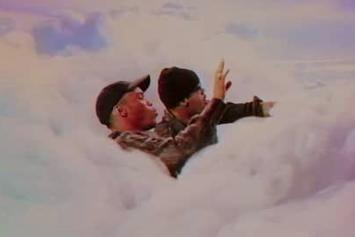 "Watch Mr. Probz & Anderson .Paak Hang Out In The Clouds In Their ""Gone"" Video"