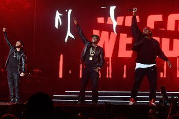 """The Lox & Griselda Records Announce """"Key To Life"""" Tour"""