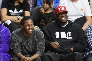 """Kendrick Lamar On GKMC: """"We Did Good Kid About Three, Four Times"""""""