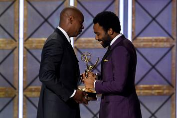 Donald Glover Takes Home His First Emmy Win