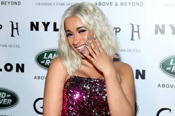 Cardi B Says NYPD Police Officer Put Her In A Choke Hold