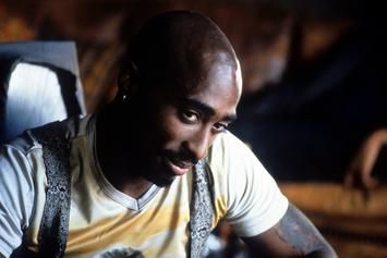 Tupac Photographer Sues Macy's & Urban Outfitters Over T-Shirts