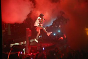 10 Rappers Who Fell Off Stage
