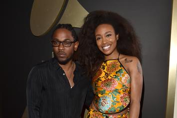 SZA Brings Out Kendrick Lamar In Los Angeles