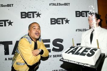 "Irv Gotti Responds To 50 Cent's Trashing Of BET's ""Tales"""