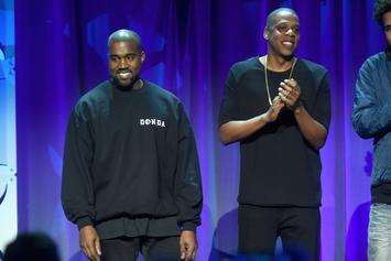 "Kanye West, Jay-Z & Others Impersonated By Jay Pharaoh & Jamie Foxx On ""Ellen"""
