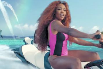 "SZA & Maroon 5 Ride Jet Skis In ""What Lovers Do"" Video"
