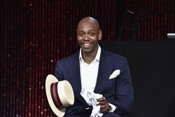 Dave Chappelle Receives the Key to Washington D.C.