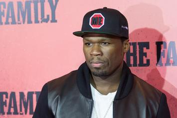 50 Cent Accused Of Stealing Photographer's Work