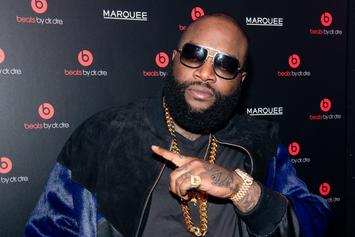 """Rick Ross Squeezes Through A Car Window """"For The Fat Boys:"""" Twitter Reacts"""