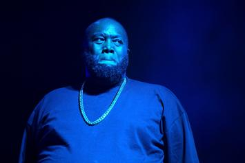 Killer Mike Nervous To Perform Amid Las Vegas Massacre