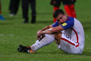 USA Men's Soccer Team Fails To Qualify For World Cup