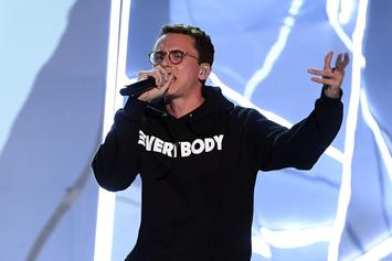 Logic Is Working On A Novel