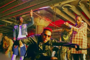 "Chris Brown Drops Off New Video For ""High End"" Feat. Future & Young Thug"