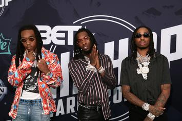 """Quavo Says Migos Will Drop Their First """"Culture 2"""" Single Soon"""