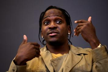 Pusha T Says Lyricism Isn't As Important In Hip-Hop Today