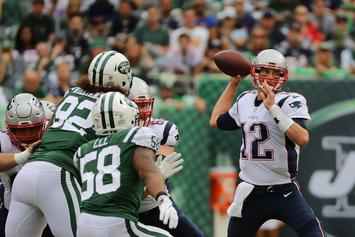 Twitter Reacts To The Jets' Loss To The Patriots