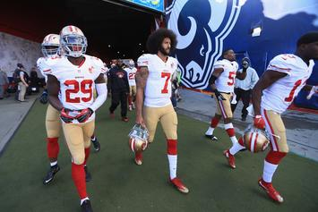 Colin Kaepernick Files Collusion Grievance Against NFL Owners