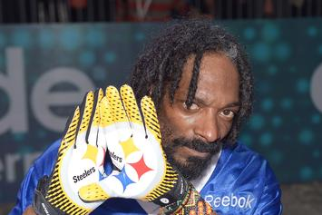 "Snoop Dogg Teases New Project ""Make America Crip Again"""