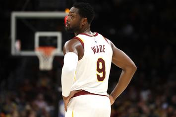 Dwyane Wade Won't Get Son Zaire Ferrari As His First Car