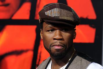"50 Cent Wants Gerard Butler To Join The ""Power"" Cast"