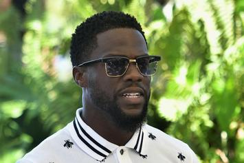 Kevin Hart Turns Sex Tape Scandal Into A Joke For Comedy Tour Promo