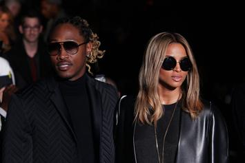 """Is Future Rapping About Ciara On """"Real Love?"""""""