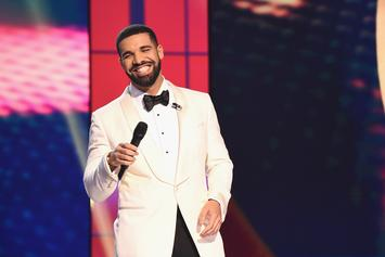 Drake Throws It Back To His Bar Mitzvah Days With Retro Picture