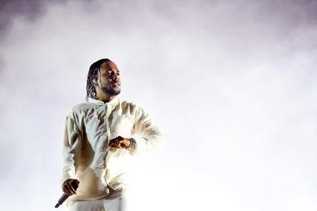 "Kendrick Lamar's ""good kid m.A.A.d city"" Nearly Had An Andre 3000 Verse"