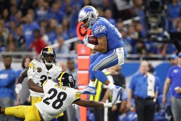 Twitter Reacts to Detroit Lions Loss to Pittsburgh Steelers