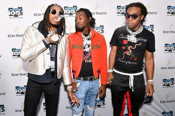 """Top Tracks: Migos' Massive """"Motor Sport"""" is This Week's Obvious #1"""