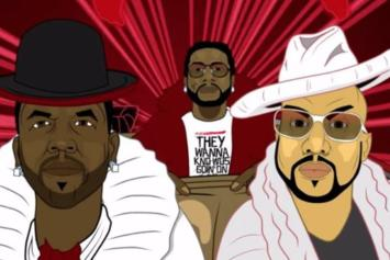 """Watch The Animated Video For Big Boi's """"In The South"""" Featuring Gucci Mane & Pimp C"""